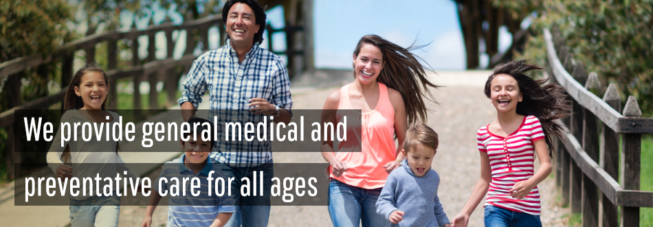 Medical and Preventative Care for All Ages